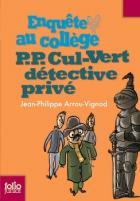 P. P. Cul vert détective privé