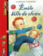 Emile Bille de clown