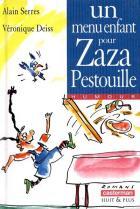 Un menu enfant pour Zaza Pestouille