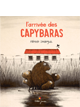 L'arrivée des capybaras